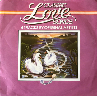 "10cc/The Stylistics/Mike Berry/Peter Skellern - Classic Love Songs EP (7"") (VG/VG)"